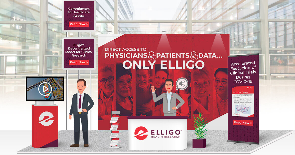 Elligo Virtual Booth