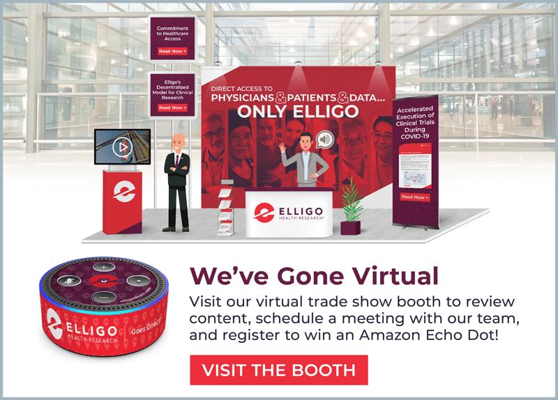 Visit the Elligo Virtual Booth